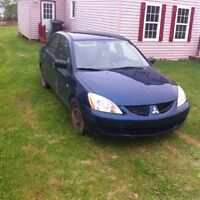 2005 lancer es NEED GONE !! Open to trades 300 obo !!!!