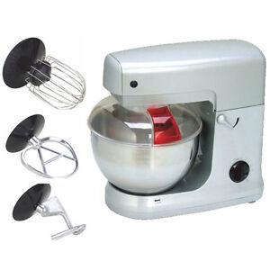 NEW-ELECTRIC-FUSION-1000W-WATT-FOOD-STAND-MIXER-BOWL-FOOD-GUARD-DOUGH-MAKER-5L