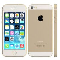 GOLD IPHONE 5s LIKE NEW