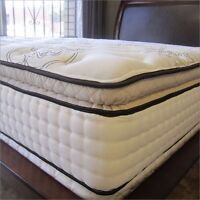 Luxury Mattresses from Show Home Staging, SALE Friday 1-7!!