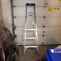 SILVER LADDER IN PERFECT CONDITION!!!
