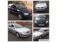2 CHEAP CARS £125 each