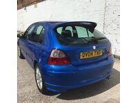 MG ZR 105 (blue) 2004