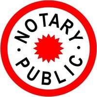 $25 - Notary and Commissioner for Oaths/Affidavits