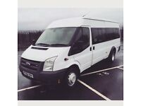 17 SEATER MINIBUS AVAILABLE FOR HIRE- SELF DRIVE HIRE OR WITH DRIVER - WEST YORKSHIRE