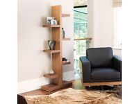 Dwell Shelving Unit and Book Shelves