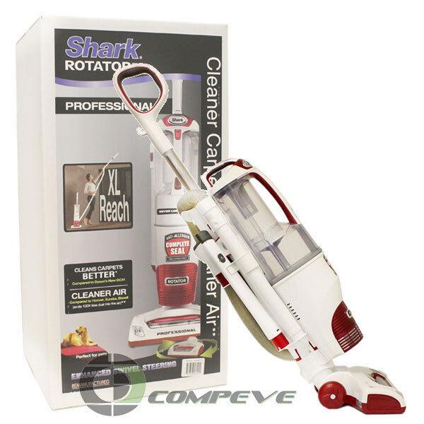 Shark Nv400 Fs Rotator Bagless Upright Professional Vacuum