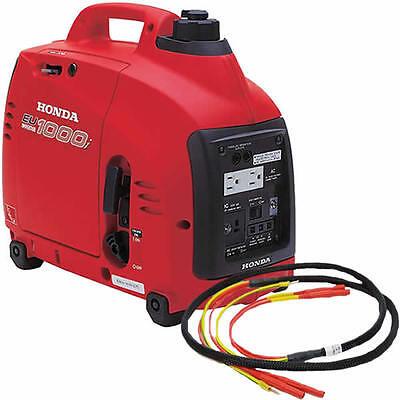 Honda Eu1000 Watt Inverter Generator And Parallel Kit Single Generator