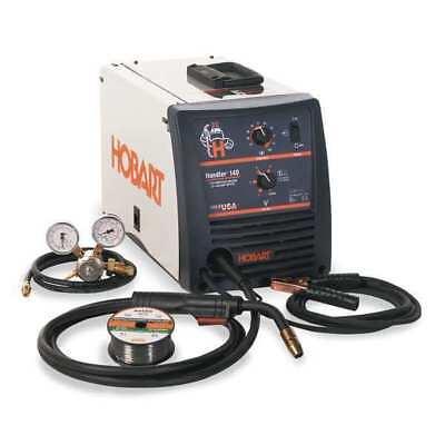 Portable Mig Welder Handler 140 Series 120vac Hobart 500559