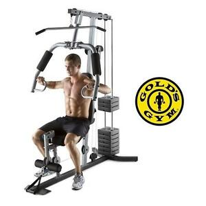 NEW* GOLD'S GYM XRS 30 SYSTEM EXERCISE EQUIPMENT - FITNESS - WORK OUT MACHINE - TRAINING 107925054
