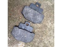 Gilera runner 125vx brand new brake pads