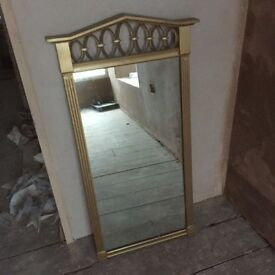 1920s style mirror