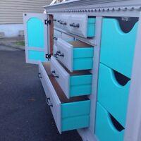 Sideboard/buffet/dresser/entertainment stand