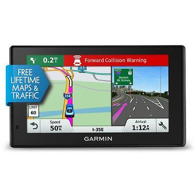 Garmin DriveAssist 50LMT Portable GPS  w/ Built-In Dash Cam 010-01541-01