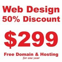 Web Website Design & Development Professional Designers