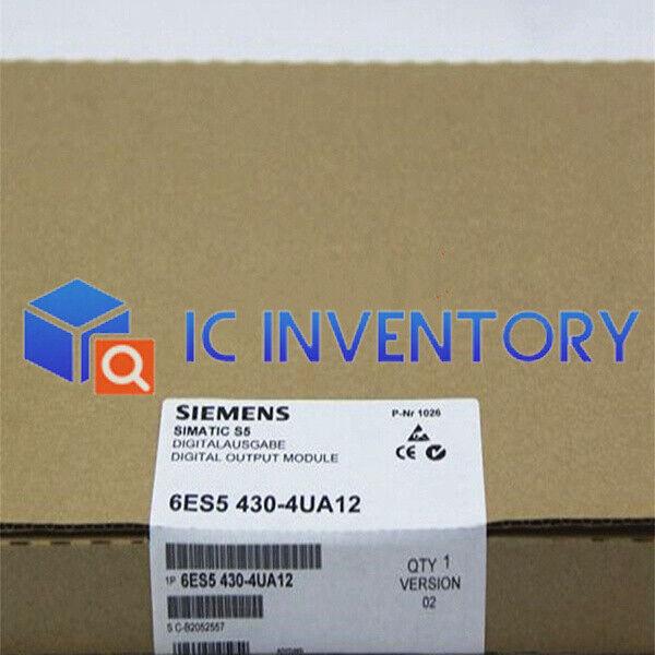 1PCS Brand NEW IN BOX Siemens PLC 6ES5430-4UA12