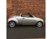 Ford Streetka 1.6 Luxury 2003 46,000 miles only