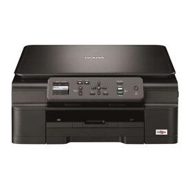 Brother DCP-J152W, 3-in-1 Multifunktionsdrucker mit USB 2.0 und WLAN