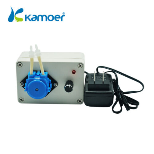 Kamoer KCPC Peristaltic Water Pump Machine Simple and Easy to Control