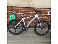 Boardman 2015 650b mountain bike