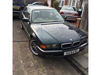 BMW 728i E38 - OFFERS / PX MERCEDES BMW