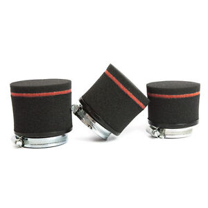IDC Motorcycle - Race Performance Pod Air Filter 52mm Neck - Scooter - Go Kart