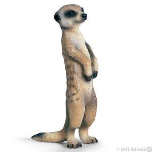 *NEW* SCHLEICH 14368 Meerkat Standing - RETIRED
