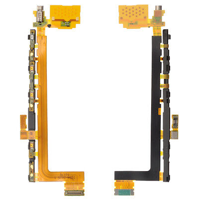 For Sony Xperia Z5 Premium Power Volume Camera Button Vibrating Motor Flex...