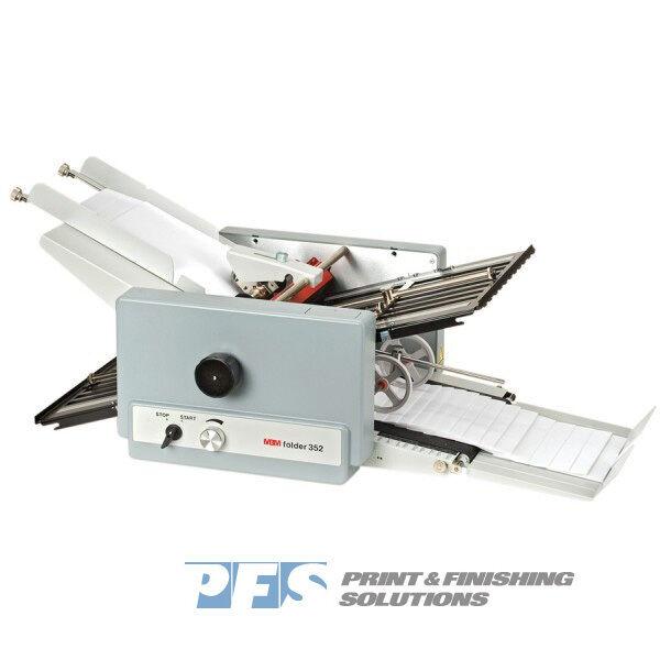 MBM 352F Professional Series Tabletop Folder P/N # 0624