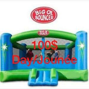 ***Inflatable Bouncer / Jeux Gonflable****