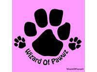 Wizard Of Pawwz Dog Walking Service