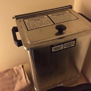 Massage Table, Thumper, hydrocollator with packs
