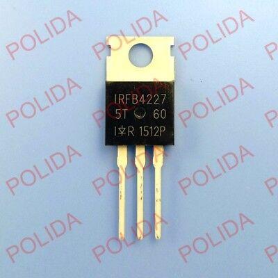 10pcs Mosfet Transistor Ir To-220 Irfb4227 Irfb4227pbf