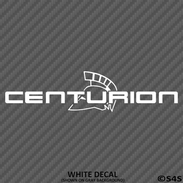 Centurion Boats Outdoors/Boating/Fishing Vinyl Decal Sticker