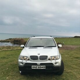 BMW X5 JEEP, 2005, 1 YR FULL MOT, SPORT, 3 LTR DIESEL, PRIVATE SALE