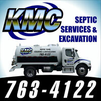 Septic Tank Cleaning & Installation