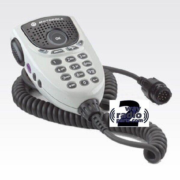 NEW Motorola MotoTRBO IMPRES  Key Pad DTMF Microphone XPR4550 XPR4580 RMN5065 B