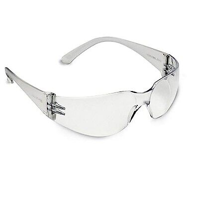 Lot Of 12 Pair Cordova Bulldog Clear Lens Safety Glasses Z87.1 Wholesale