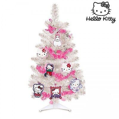 Hello-Kitty-Weihnachtsbaum-60cm-mit-Deko-Weihnachten-XMas