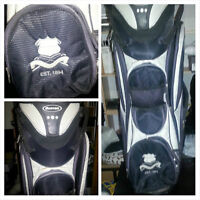 Hamilton Golf and Country Club Burton golf bag