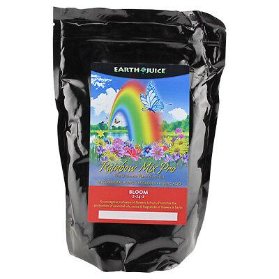 Earth Juice Rainbow Mix Pro Bloom 5 lb  Mycorrhizae & Beneficial Microbes