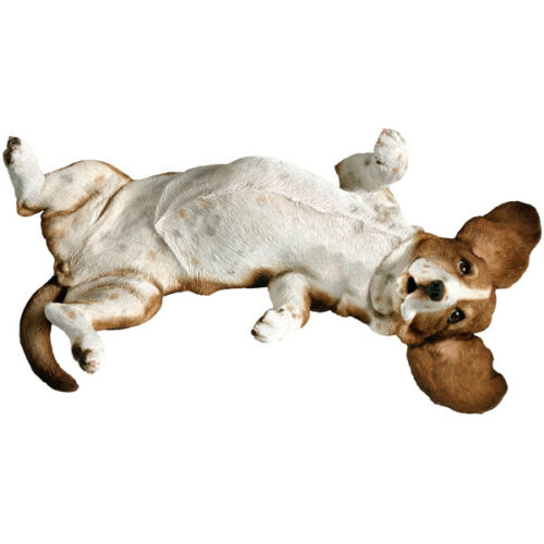 ♛ SANDICAST Dog Figurine Sculpture Basset Hound