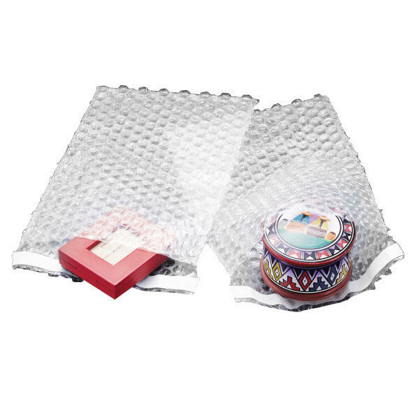 100 4x5.5 Bubble Out Pouches / Bubble Bags - Self Seal