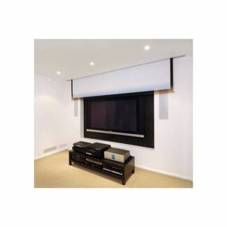 Projector Screen - Electric with Remote