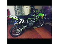 Kx 85 swap or 700 can deliver but not to far