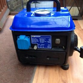 Generator 240v gwo hardly used winter is coming