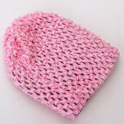 Baby Kids Infants Cute Crochet Versatile Beanie Hat Cap