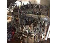 Ford transit 2.0 deisle engine