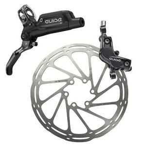For sale 2018 SRAM Guide R front and rear brakes 180mm