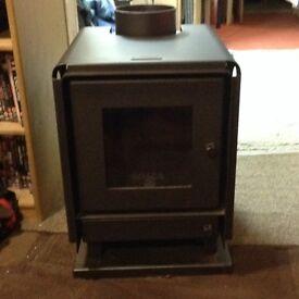 Brand new Bosca wood burner